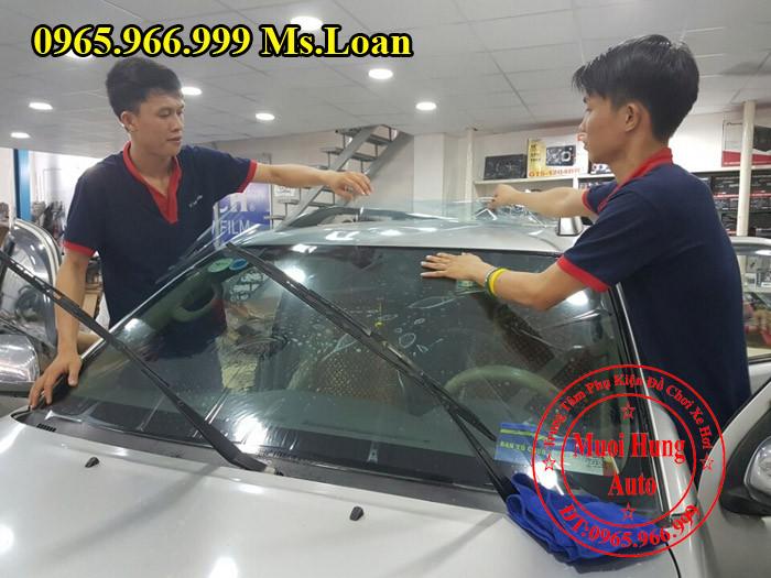 Dán Phim Cách Nhiệt NTech Xe Mazda CX5 04