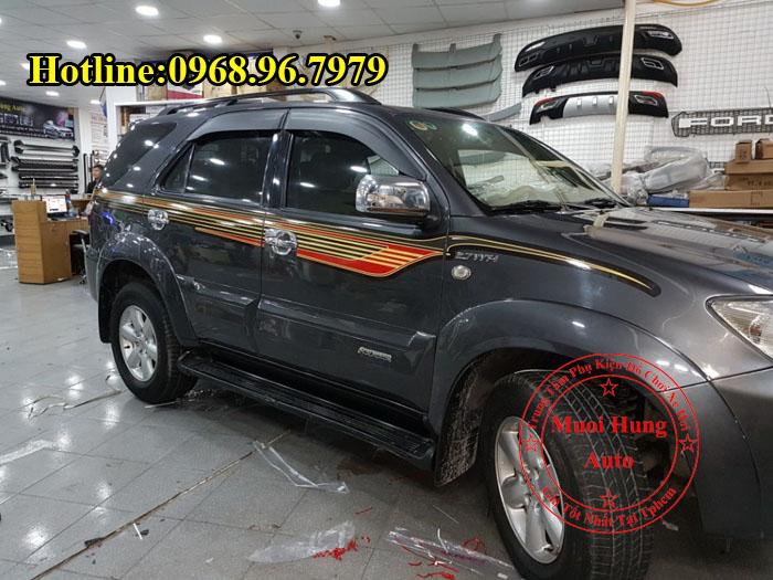 Dán Tem Toyota Fortuner Chuyên Nghiệp Tại Tphcm 02