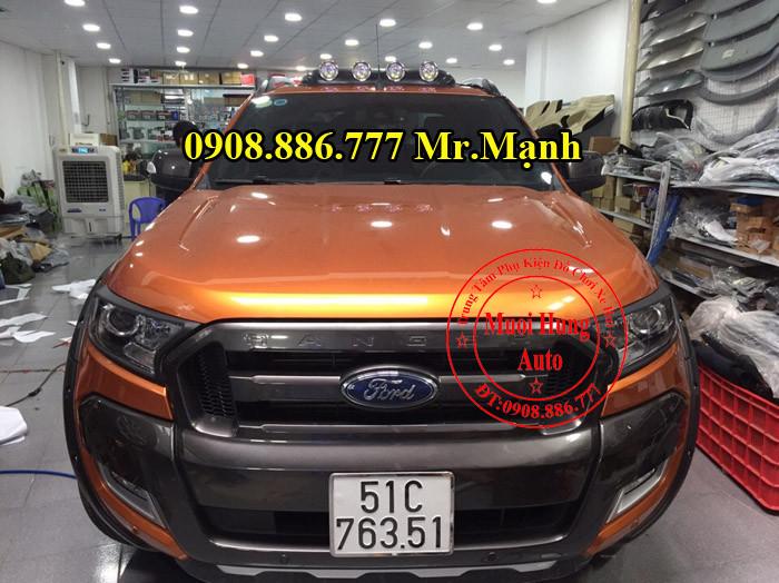 Đèn Mui Cho Xe Ford Ranger 2016  01