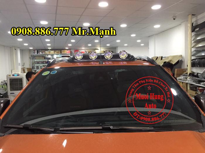 Đèn Mui Cho Xe Ford Ranger 2016