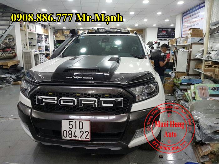 Đèn Mui Thể Thao Xe Ford Ranger 2016 01