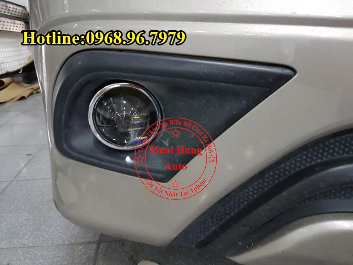 Độ Đèn Bi Gầm Toyota Innova Siêu Sáng 01