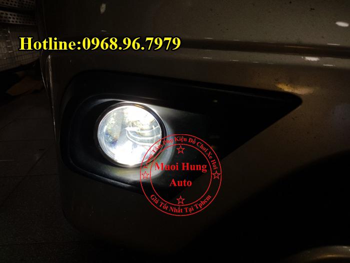 Độ Đèn Bi Gầm Toyota Innova Siêu Sáng 02