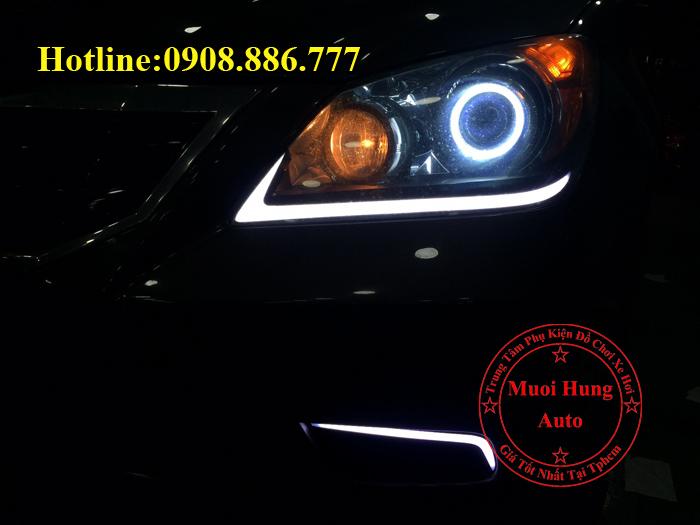 Độ Đèn Bi Xenon Xe Odyssey Tại Tphcm 01