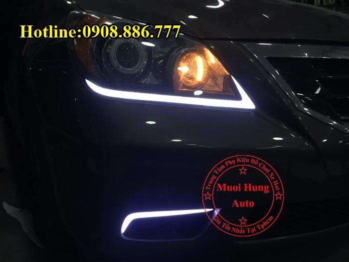 Độ Đèn Bi Xenon Xe Odyssey Tại Tphcm 02