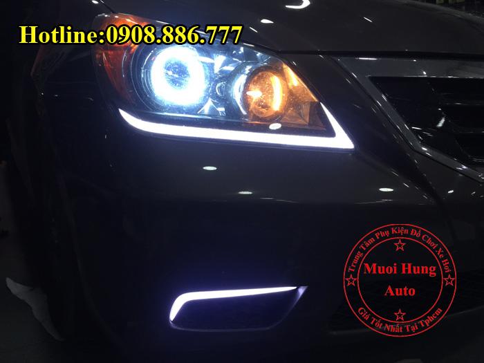 Độ Đèn Bi Xenon Honda Odyssey Tại Tphcm