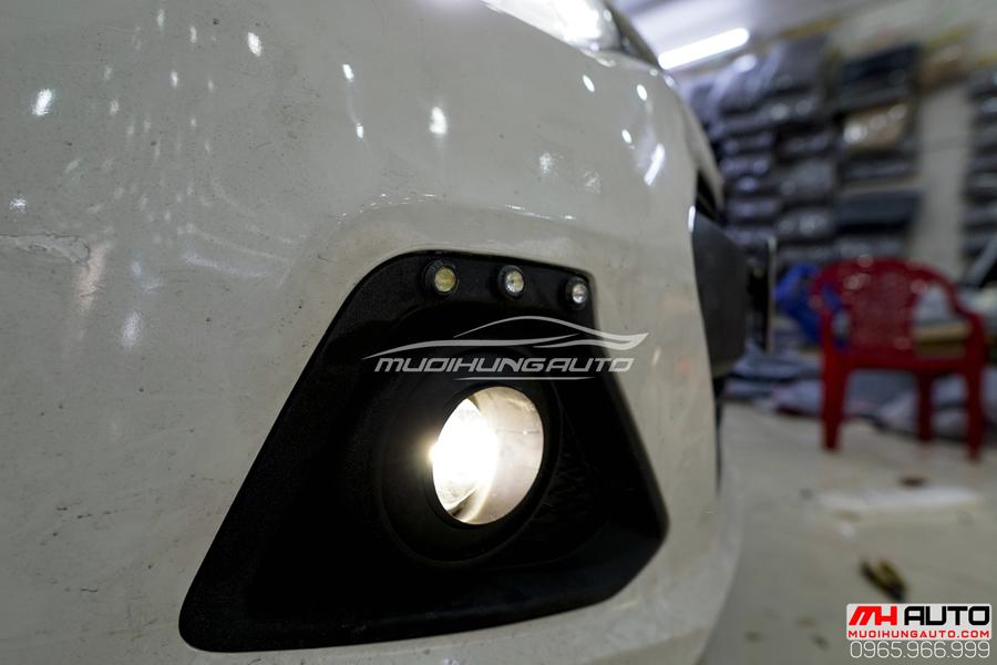Độ Đèn Bi Xenon Hyundai i10 Chuyên Nghiệp 02