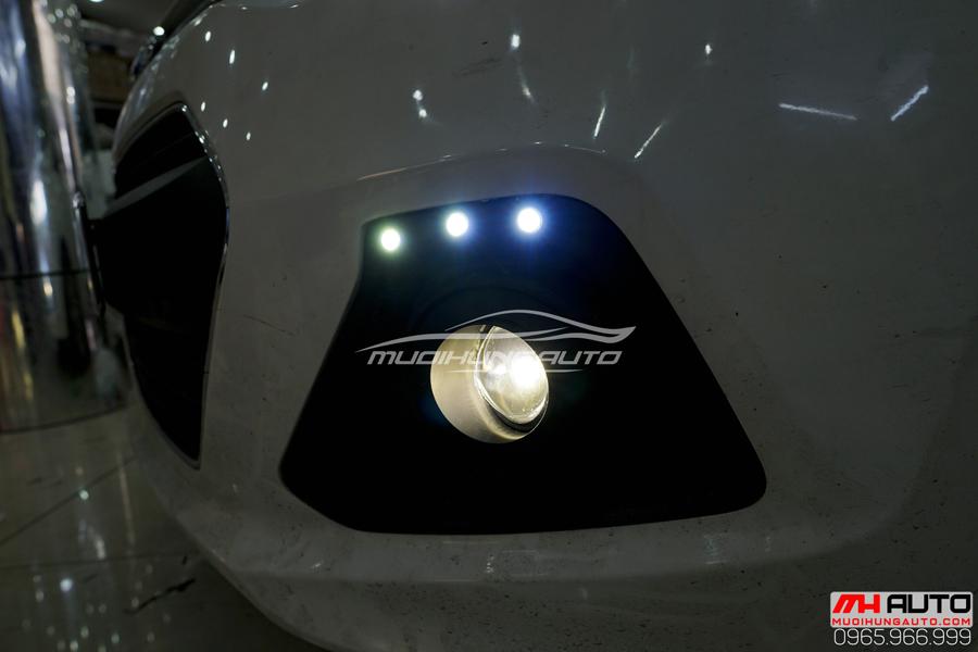Độ Đèn Bi Xenon Hyundai i10 Chuyên Nghiệp 07
