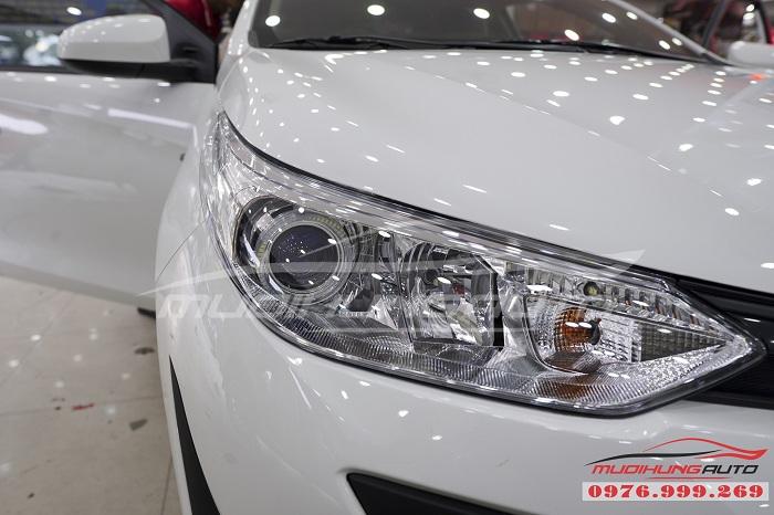Độ Đèn Bi Xenon Toyota Vios 2019 Chuyên Nghiệp