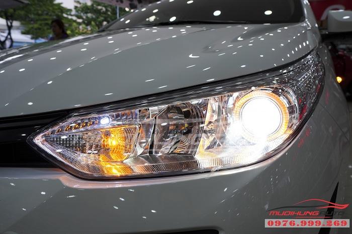 Độ Đèn Bi Xenon Toyota Vios 2019 Chuyên Nghiệp 02