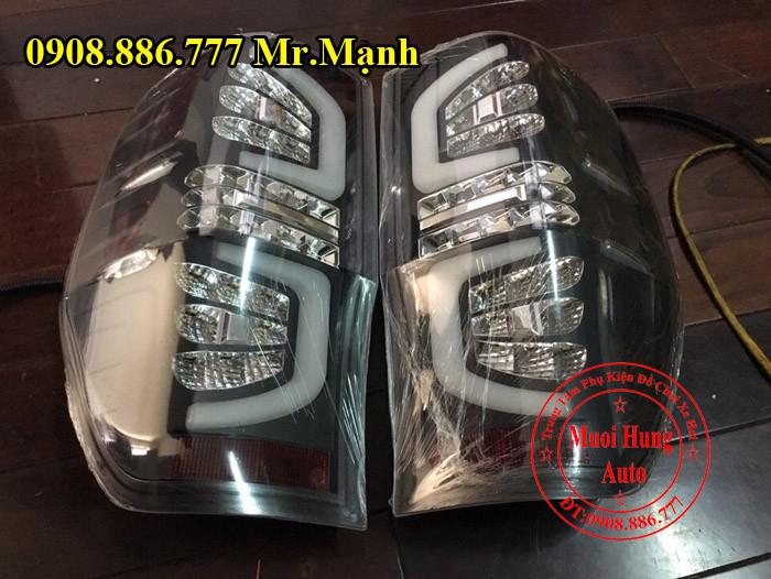 Độ Đèn Hậu Ford Ranger 2016 Tại Tphcm 01