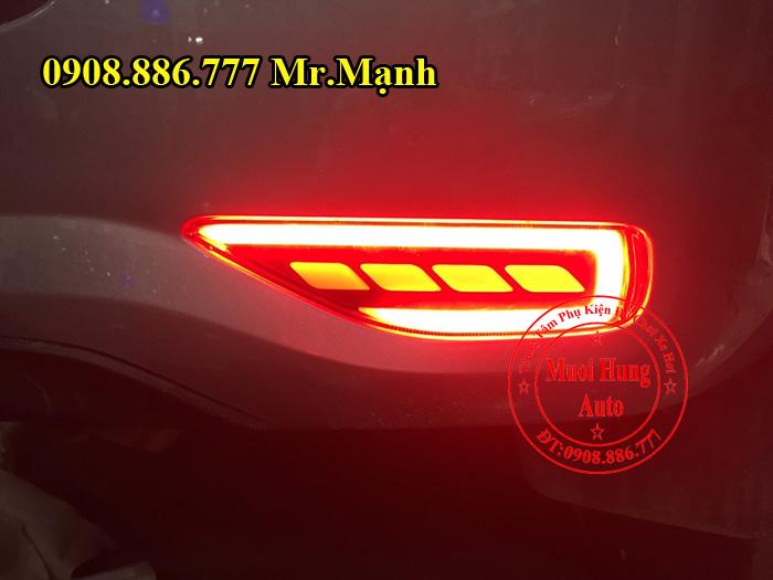 Độ Đèn Hậu Toyota Fortuner 2017 Tại Tphcm 02