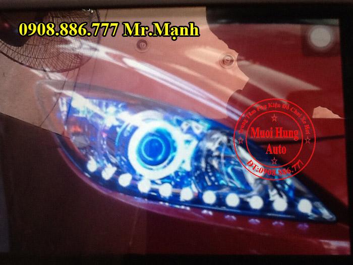 Độ Đèn Led Xe Mazda 3 2012 01