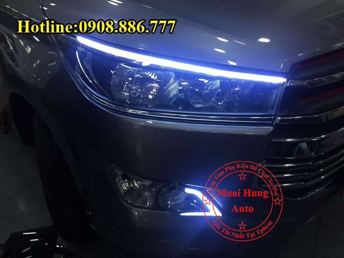 Độ Đèn Led Xe Toyota Innova 2016, 2017 02