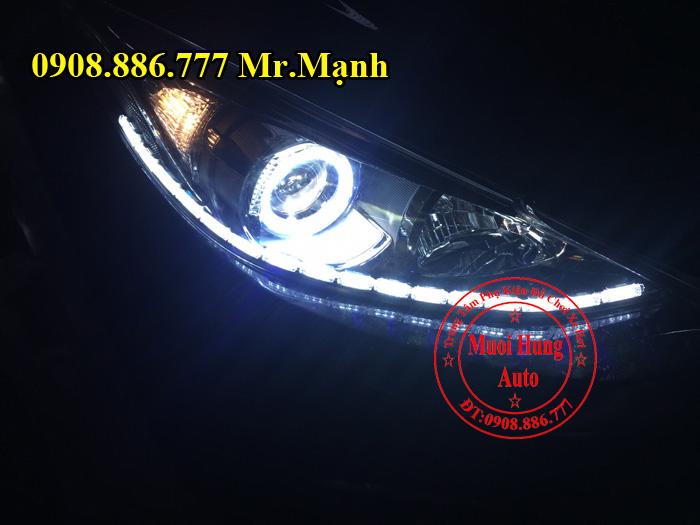 Độ Đèn Led Xe Mazda 3 Tại Tphcm 01