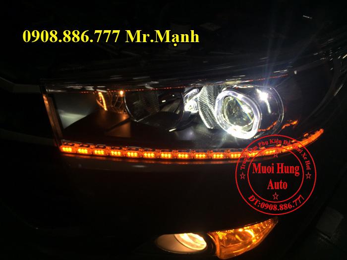 Độ Đèn Led Xe Toyota Innova Tại Tphcm