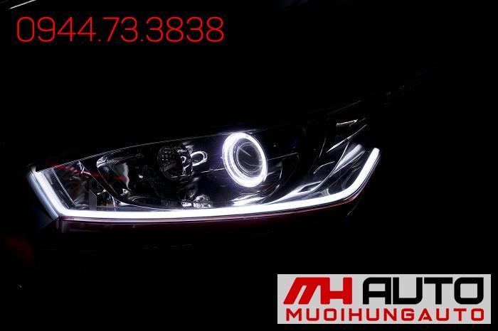 Độ Đèn Toyota Yaris Siêu Đẹp Giá Rẻ