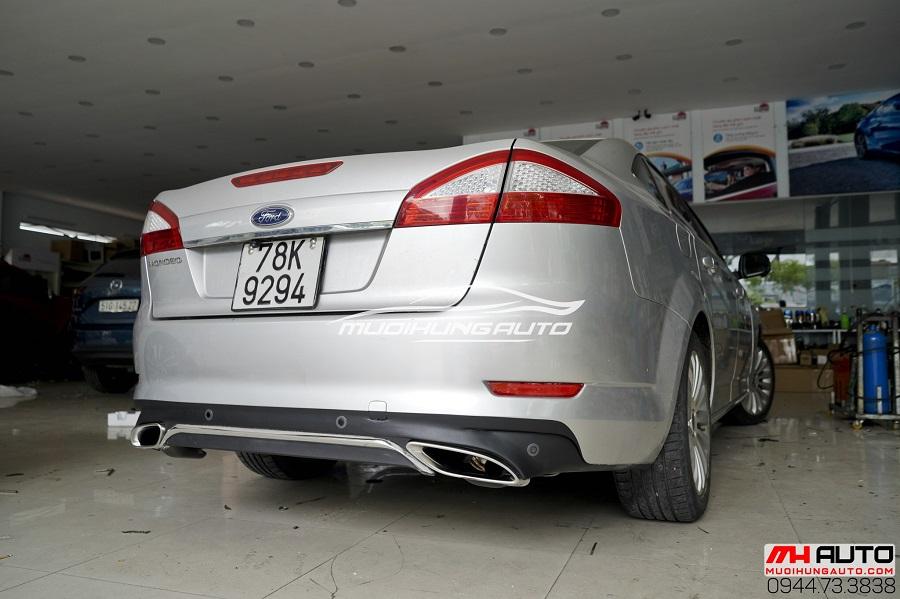 Độ Pô Ford Mondeo Kiểu Mercedes Chuyên Nghiệp 01