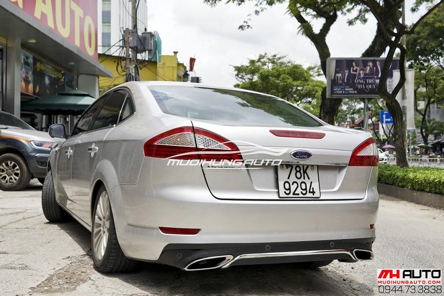 Độ Pô Ford Mondeo Kiểu Mercedes Chuyên Nghiệp 05