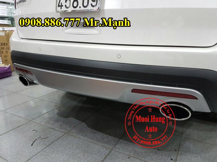 Độ Pô Chuyên Nghiệp Cho Xe Ford Explorer 01