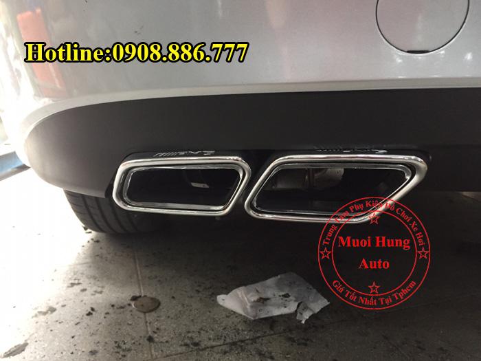 Độ Pô Đôi Xe Mazda 3 Tại Tphcm 02