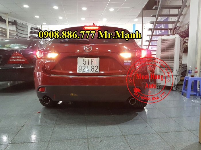 Độ Pô Mazda 3 Chuyên Nghiệp Tại Tphcm 03