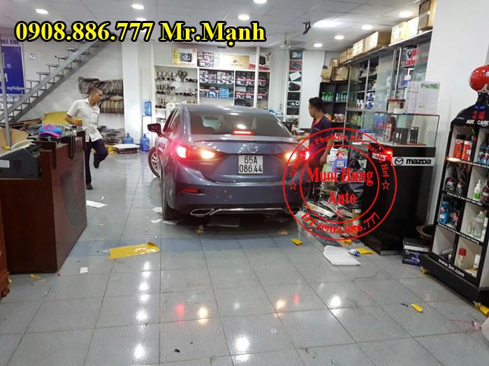 Độ Pô Mazda 3 Giá Rẻ Tại Tphcm 05