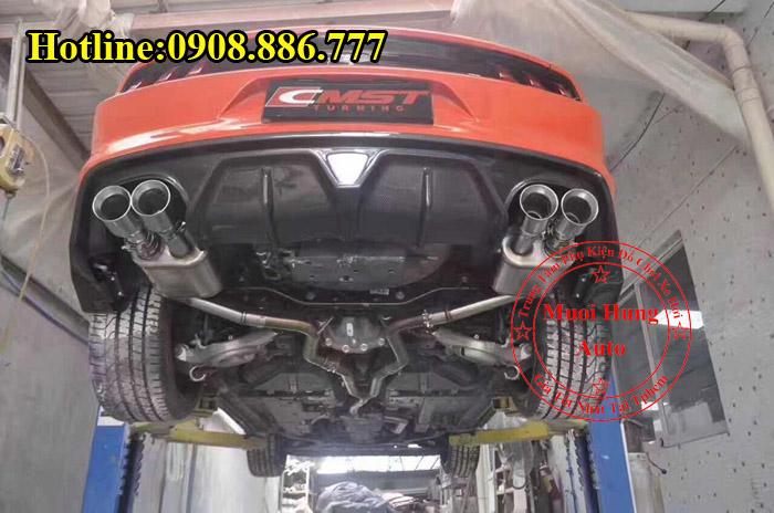 Độ Pô Tiếng Xe Ford Mustang Chuyên Nghiệp 03