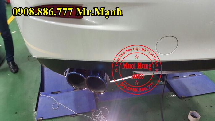 Độ Pô Xe Mazda 3 Tại TPHCM 01