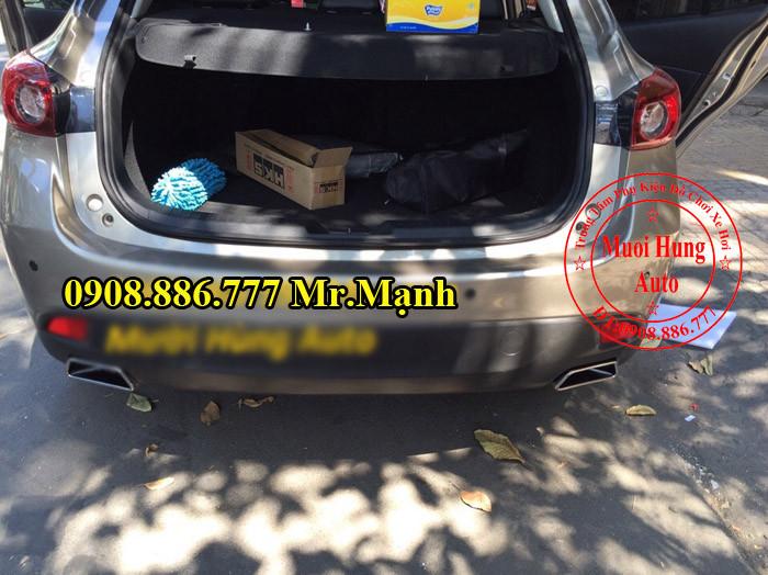 Độ Pô Xe Mazda 3 Tại TPHCM 03