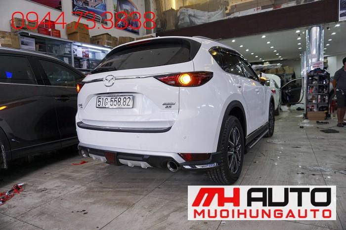 Độ Pô Xe Mazda CX5 2018 Tại Tphcm 01