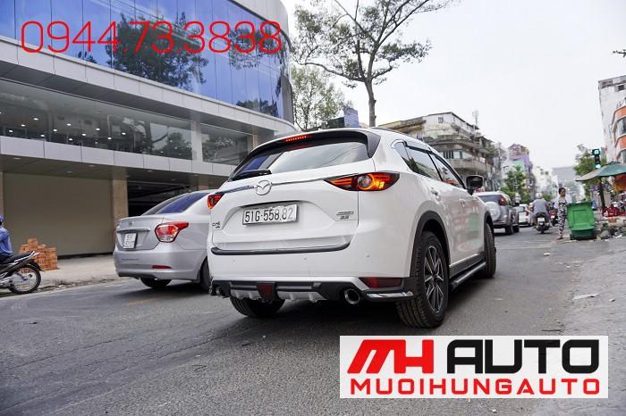 Độ Pô Xe Mazda CX5 2018 Tại Tphcm 02