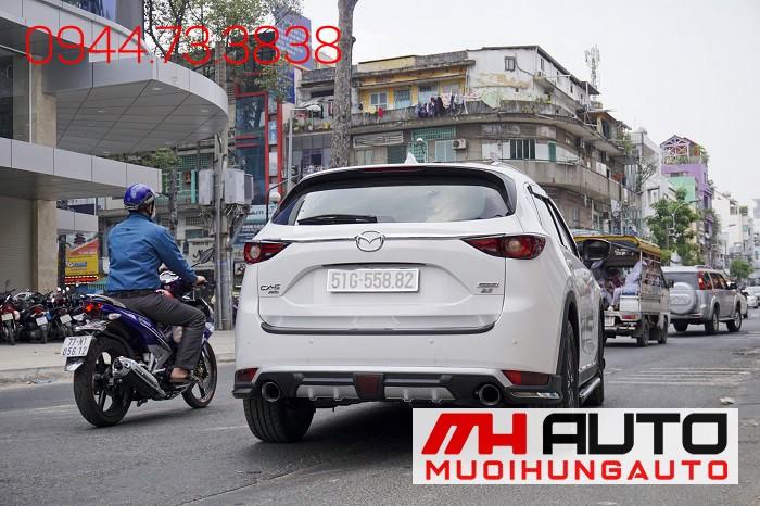 Độ Pô Xe Mazda CX5 2018 Tại Tphcm 03