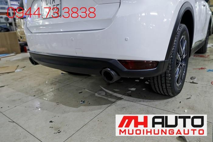 Độ Pô Xe Mazda CX5 2018 Tại Tphcm 04