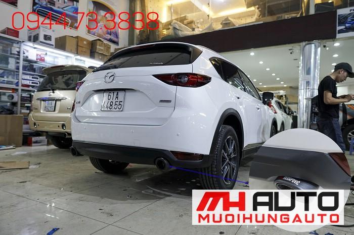 Độ Pô Xe Mazda CX5 2018 Tại Tphcm 05
