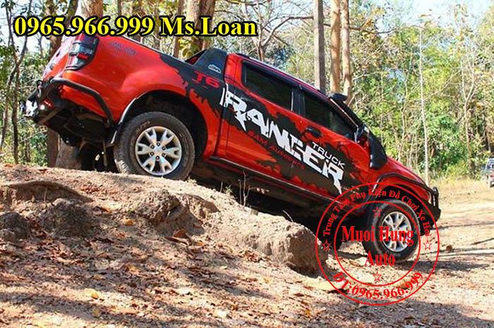 Độ Tem Xe Ford Ranger Cao Cấp Tại Tphcm 02