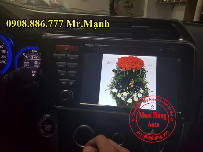 Dvd Winca S160 Chính Hãng Xe Honda City 01