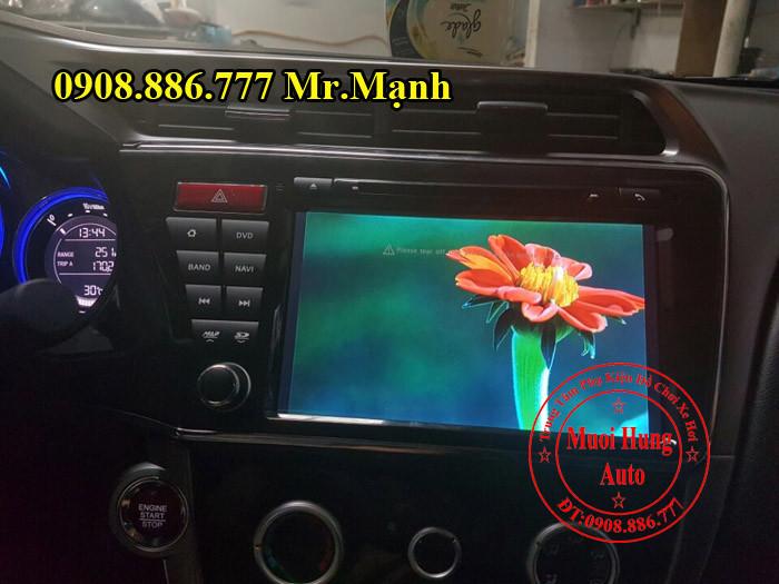 Dvd Winca S160 Chính Hãng Xe Honda City 04