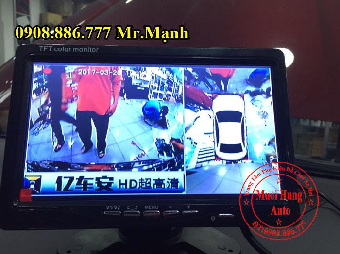 Gắn Camera 360 Độ Cho Xe Ford Everest 2017 01