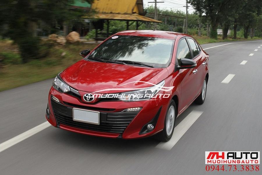 Khay Lót Cốp Toyota Vios 2019 Giá Rẻ 02
