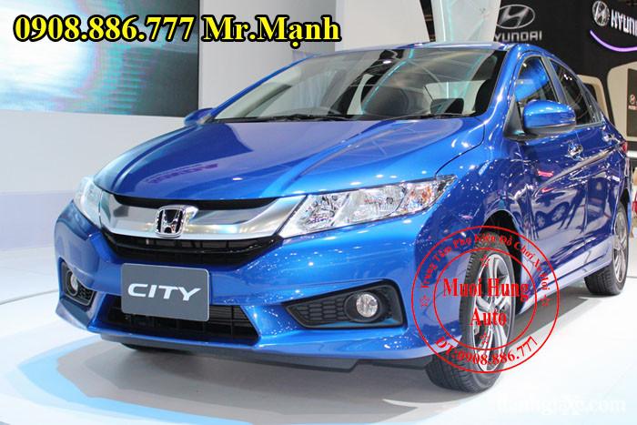 Lắp Bóng Xenon Chính Hãng Cho Honda City 05