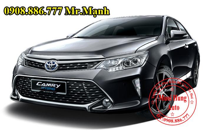 Lắp Bóng Xenon Chính Hãng Cho Toyota Camry 07