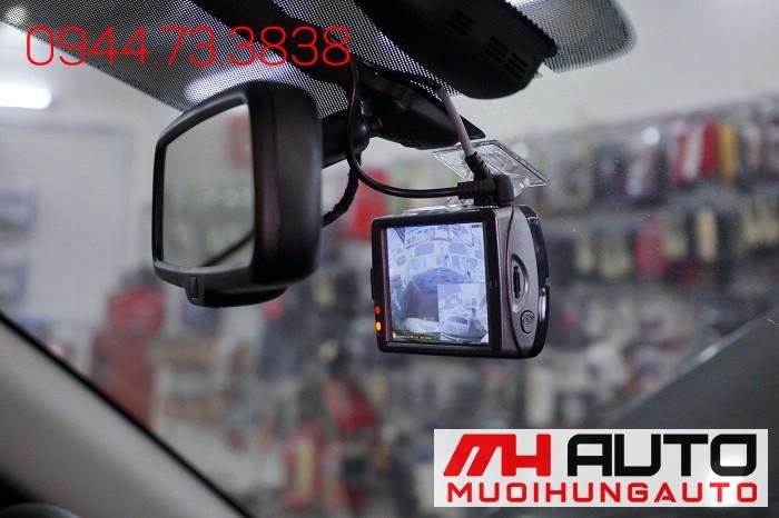 Lắp Camera Hành Trình GI500 Cho Mazda 3 01