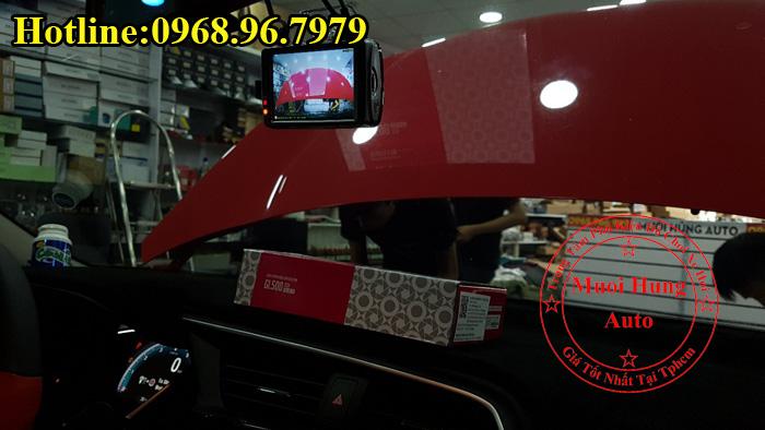 Gắn Camera Hành Trình GNet Gi500 Cho Oto 01