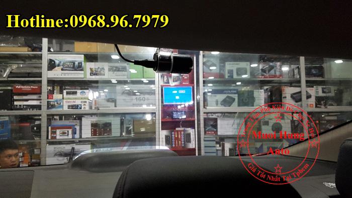 Gắn Camera Hành Trình GNet Gi500 Cho Oto 03