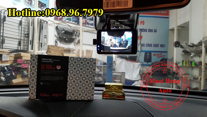 Camera Hành Trình Oto GNet Gi700 Chính Hãng
