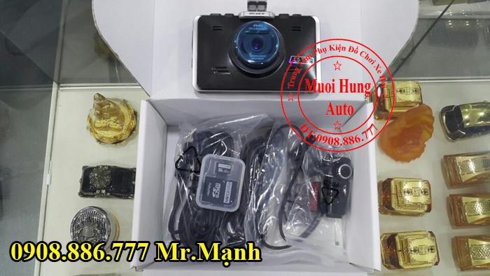 Lắp Camera Hành Trình Hàn Quốc Xe Ranger 03