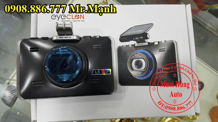 Lắp Camera Hành Trình Hàn Quốc Xe Ranger 04