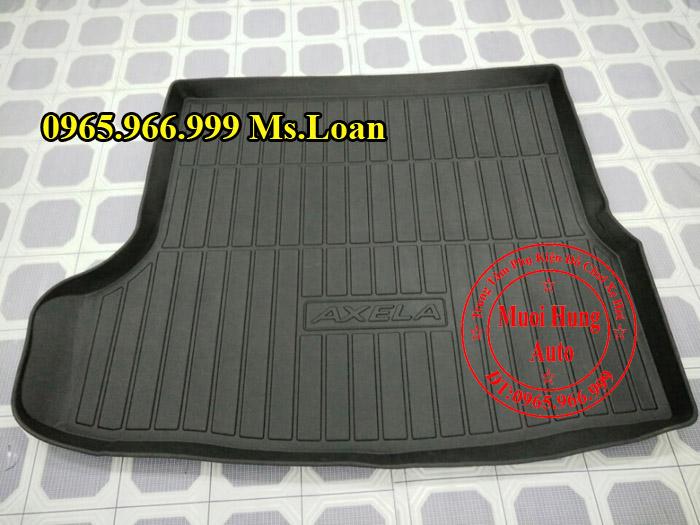 Lót Cốp Mazda 3 Chính Hãng 01