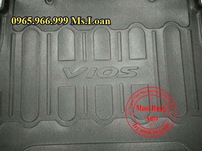 Lót Cốp Xe Toyota Vios Chính Hãng 02
